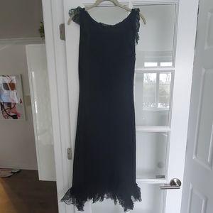 Dolce and Gabbana knit stretch dress
